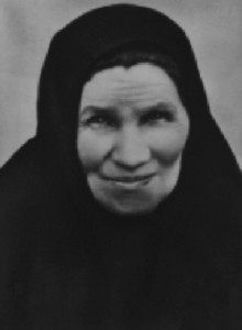 Схимонахиня Серафима