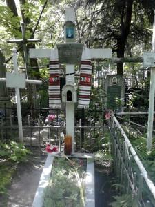 Могилка Марфы Гомельской