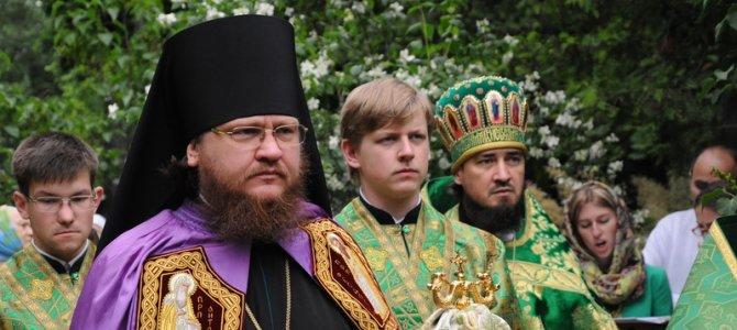 Престольний празник у храмі блаженної Ксенії Петербурзької